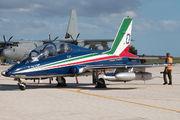 "MM54480 - Italy - Air Force ""Frecce Tricolori"" Aermacchi MB-339-A/PAN aircraft"