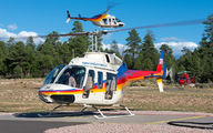 N22425 - Papillon Grand Canyon Helicopters Bell 206L-4 LongRanger aircraft