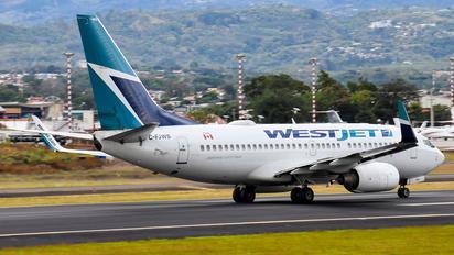 C-FJWS - WestJet Airlines Boeing 737-700