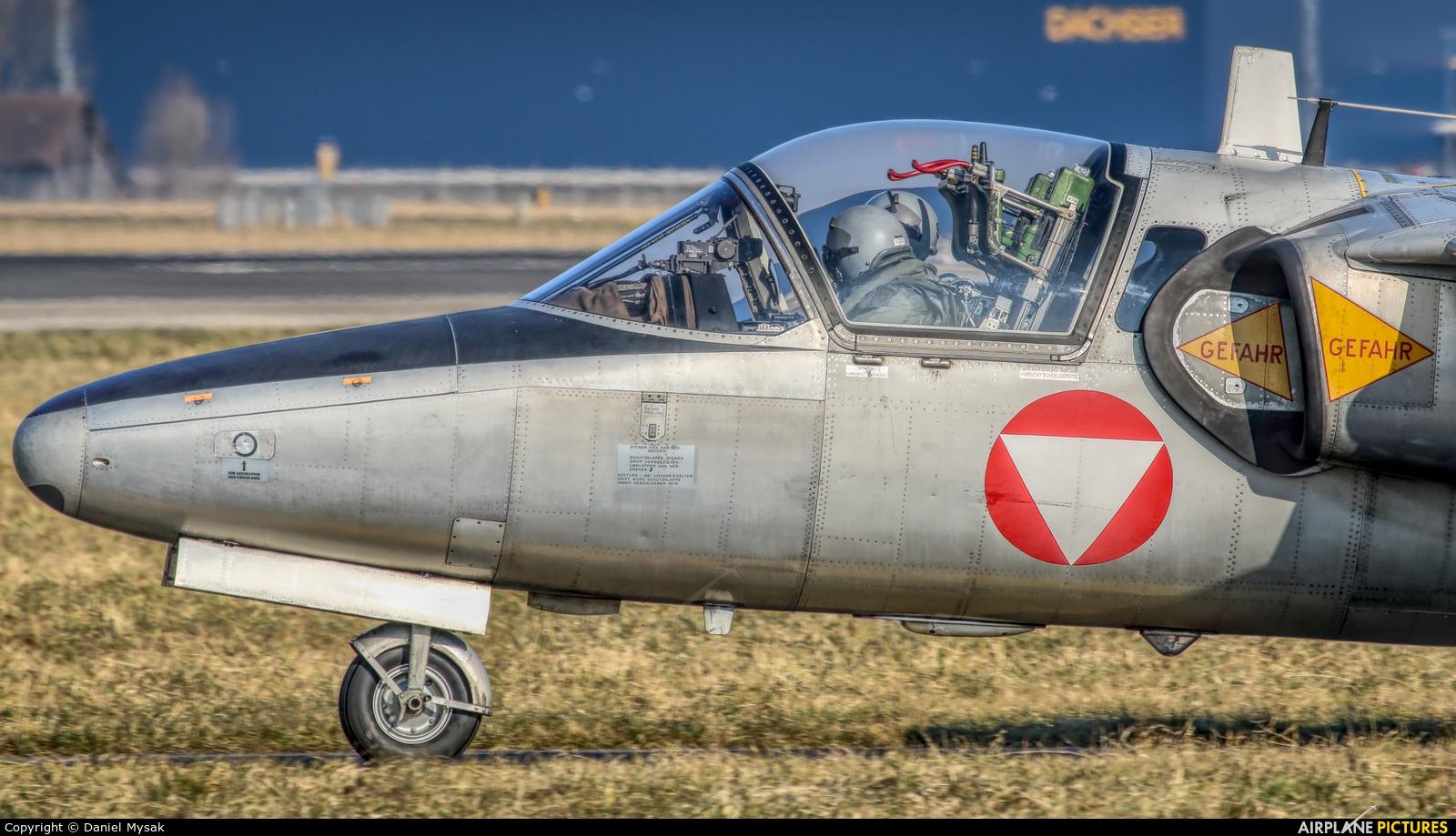 Austria - Air Force YJ-10 aircraft at Linz