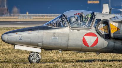 YJ-10 - Austria - Air Force SAAB 105 OE
