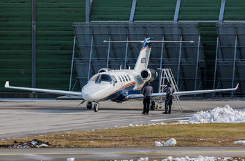 N22S - Private Cessna 525 CitationJet M2