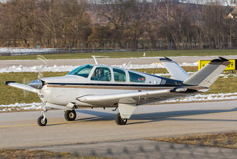 D-EFWD - Private Beechcraft 35 Bonanza V series