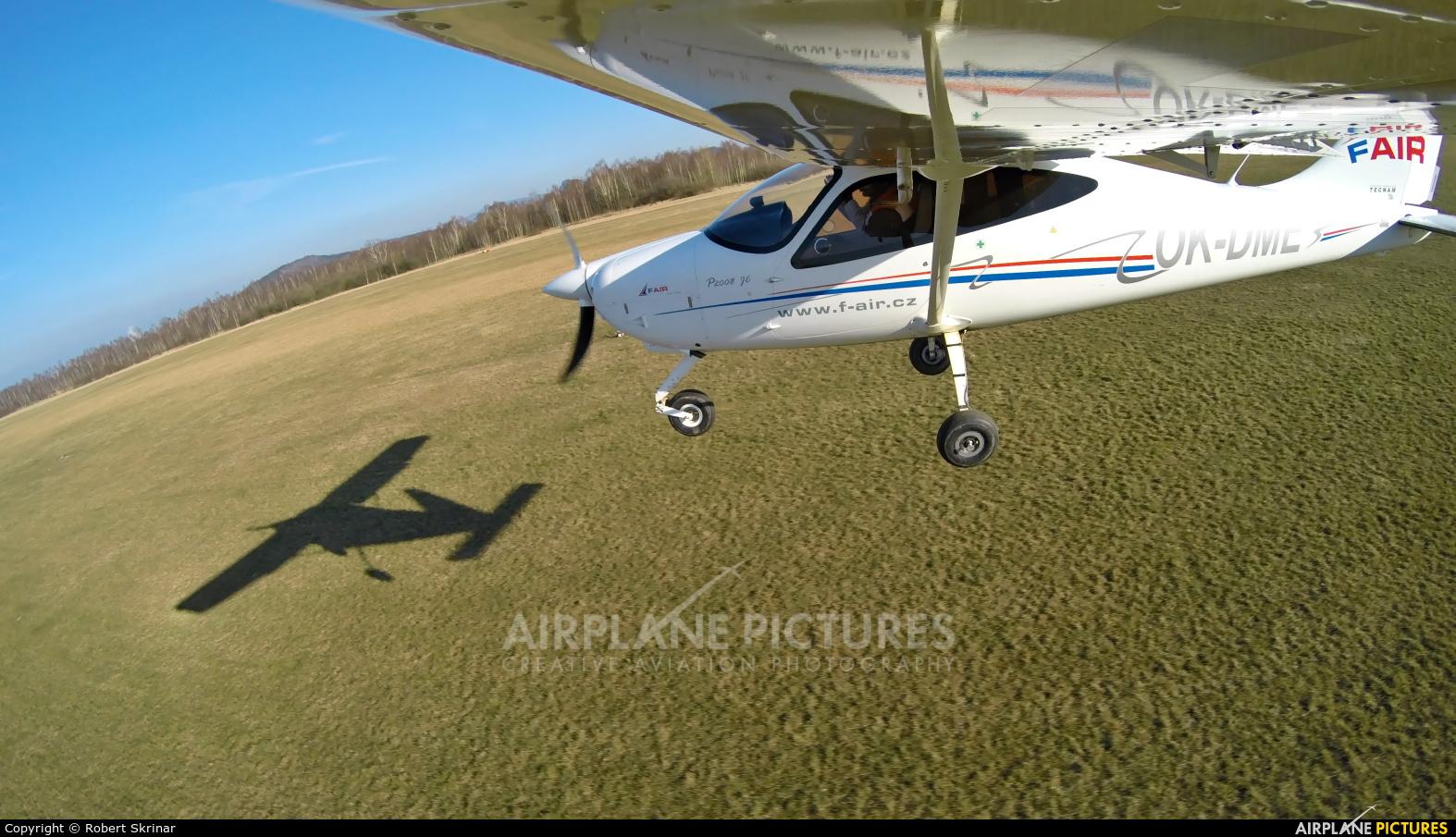 F-Air OK-DME aircraft at Most