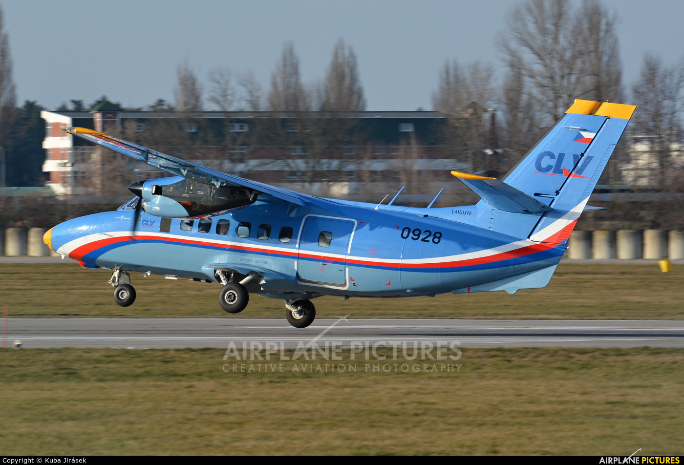 Czech - Air Force 0928 aircraft at Pardubice