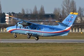 0928 - Czech - Air Force LET L-410 Turbolet