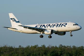 OH-LXF - Finnair Airbus A320