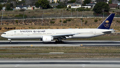 HZ-AK36 - Saudi Arabian Airlines Boeing 777-300ER