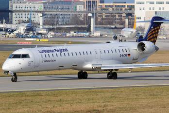 D-ACNP - Lufthansa Regional - CityLine Bombardier CRJ-900NextGen