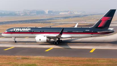 N757AF - Private Boeing 757-200