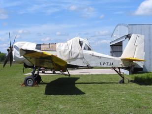 LV-ZJA - Plan Nacional del Manejo del Fuego PZL M-18B Dromader