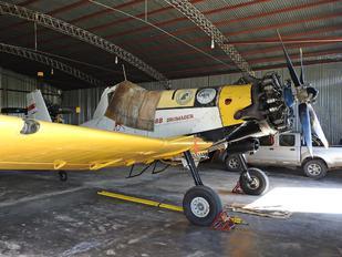 LV-GWE - Plan Nacional del Manejo del Fuego PZL M-18B Dromader