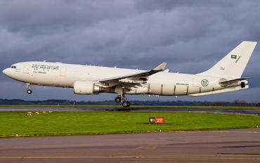 #1 Saudi Arabia - Air Force Airbus A330 MRTT 2405 taken by Chris piggin