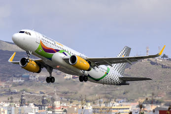 EC-MOG - Vueling Airlines Airbus A320