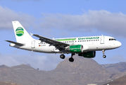 D-ASTF - Germania Airbus A319 aircraft
