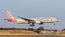 N755AN - American Airlines Boeing 777-200ER aircraft
