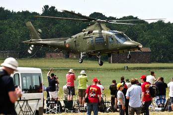 H45 - Belgium - Air Force Agusta / Agusta-Bell A 109BA