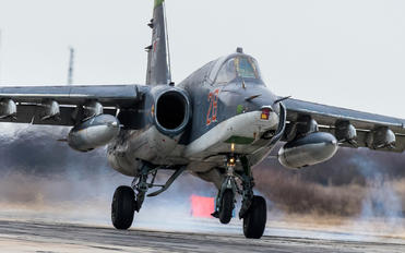 28 - Russia - Air Force Sukhoi Su-25