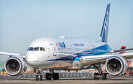 JA893A - ANA - All Nippon Airways Boeing 787-9 Dreamliner aircraft