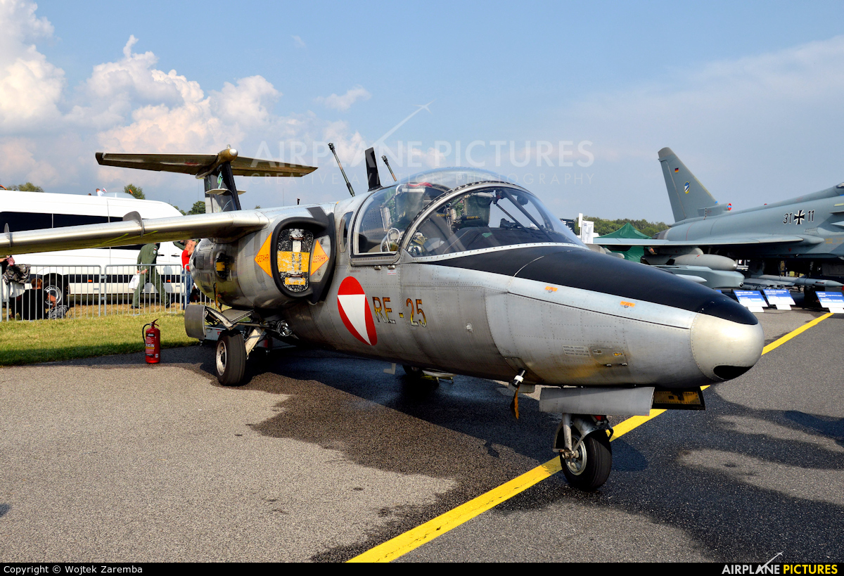 Austria - Air Force 1125 aircraft at Radom - Sadków