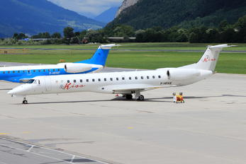 F-HFKE - Fly Kiss Embraer ERJ-145LR