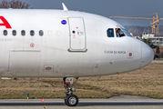 EC-ILO - Iberia Airbus A321 aircraft