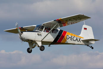 D-ECAX - Private Scheibe 23A-1 Sperling