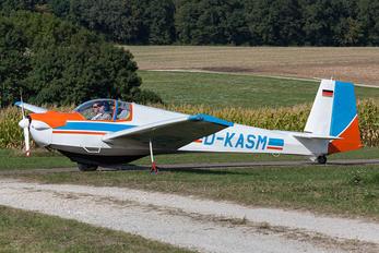 D-KASM - Private Scheibe-Flugzeugbau SF-25 Falke