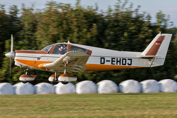 D-EHDJ - Private Wassmer WA-52 Europa