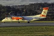 OE-LGH - Austrian Airlines/Arrows/Tyrolean de Havilland Canada DHC-8-400Q / Bombardier Q400 aircraft