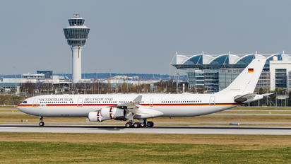 16-01 - Germany - Air Force Airbus A340-300