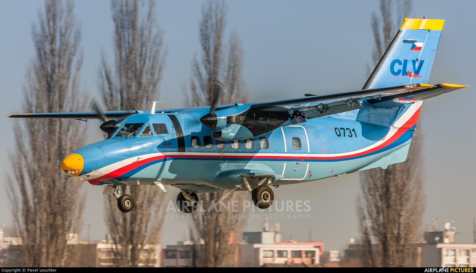Czech - Air Force 0731 aircraft at Pardubice