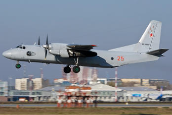 RF-36017 - Russia - Air Force Antonov An-26 (all models)