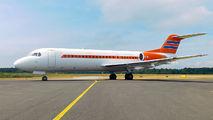 PH-KBX - Netherlands - Government Fokker 70 aircraft