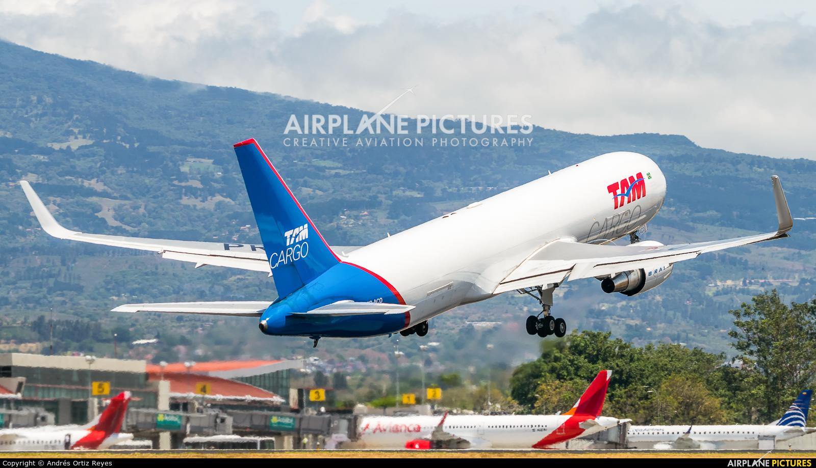 TAM Cargo PR-ACO aircraft at San Jose - Juan Santamaría Intl