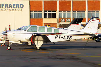 PT-LVS - Private Beechcraft 36 Bonanza