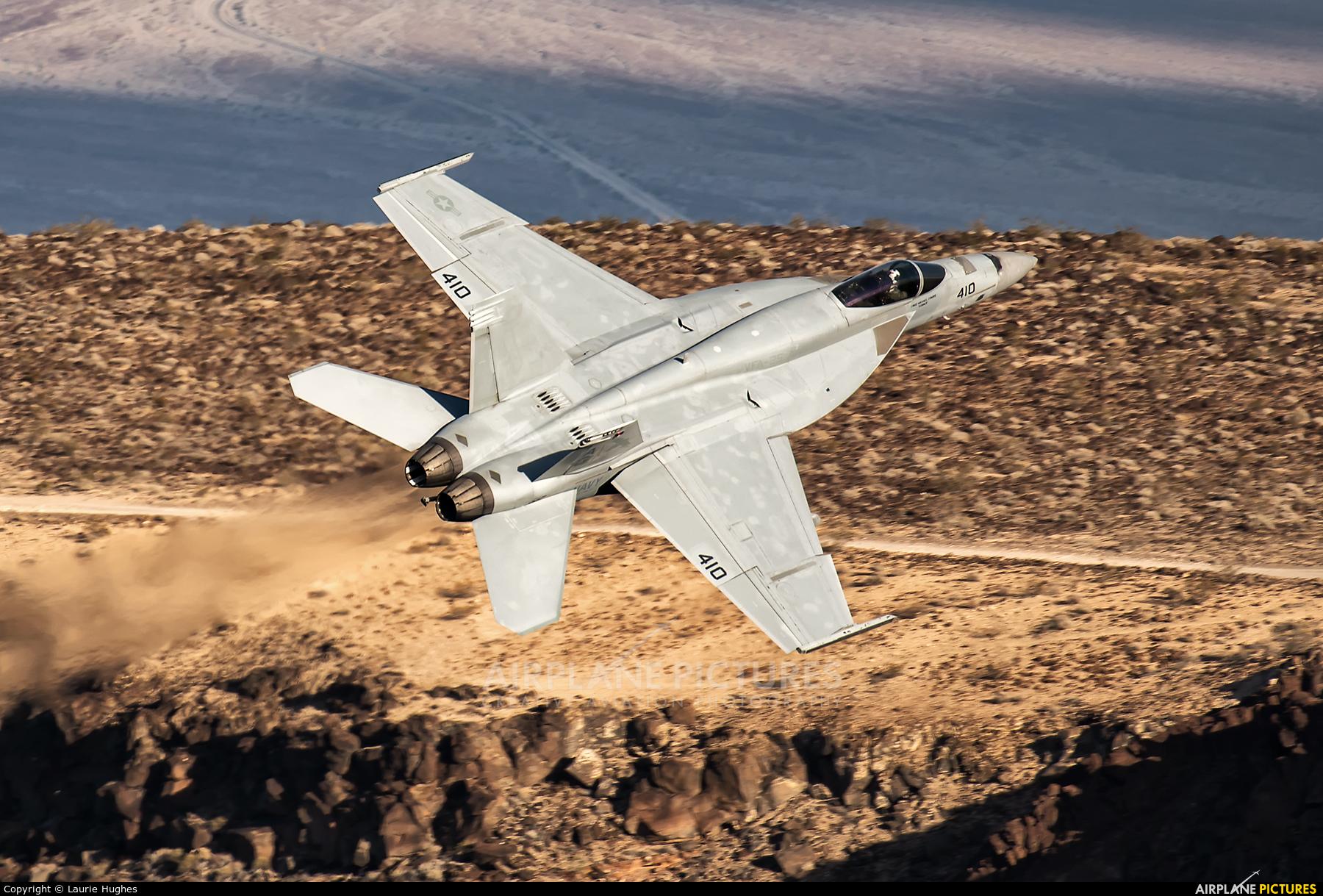 USA - Navy - aircraft at Rainbow Canyon - Off Airport