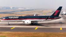 N757AF - Private Boeing 757-200 aircraft
