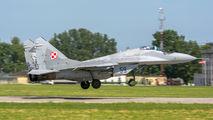 59 - Poland - Air Force Mikoyan-Gurevich MiG-29A aircraft