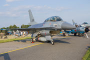 J-368 - Netherlands - Air Force - Airport Overview - Apron aircraft