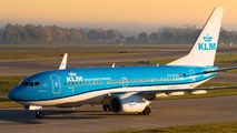 PH-BGG - KLM Boeing 737-700 aircraft
