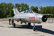 EPMM - Poland - Air Force Mikoyan-Gurevich MiG-21UM aircraft