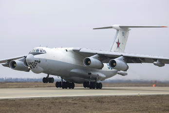 50 - Russia - Air Force Ilyushin Il-78