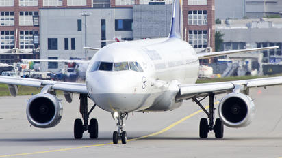 D-AIDI - Lufthansa Airbus A321