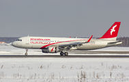 A6-AOD - Air Arabia Airbus A320 aircraft