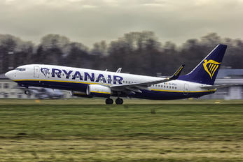 EI-FZC - Ryanair Boeing 737-8AS