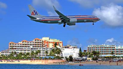 N849NN - American Airlines Boeing 737-800