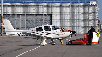 N122MX - Private Cirrus SR20