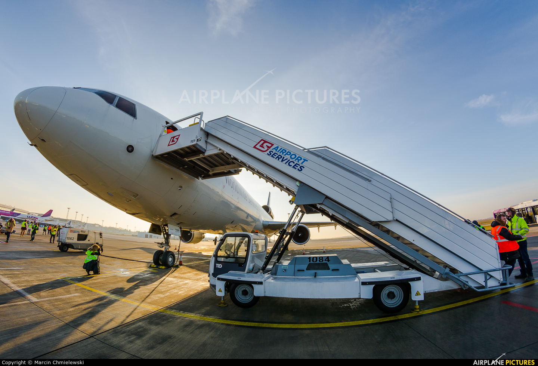 UPS - United Parcel Service N290UP aircraft at Warsaw - Frederic Chopin