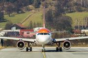 G-EZON - easyJet Airbus A320 aircraft